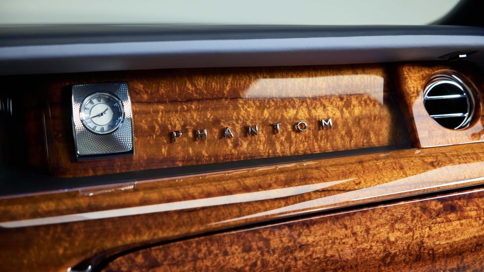 Cette Rolls Phantom est inspirée d'un rocking-chair - Galerie