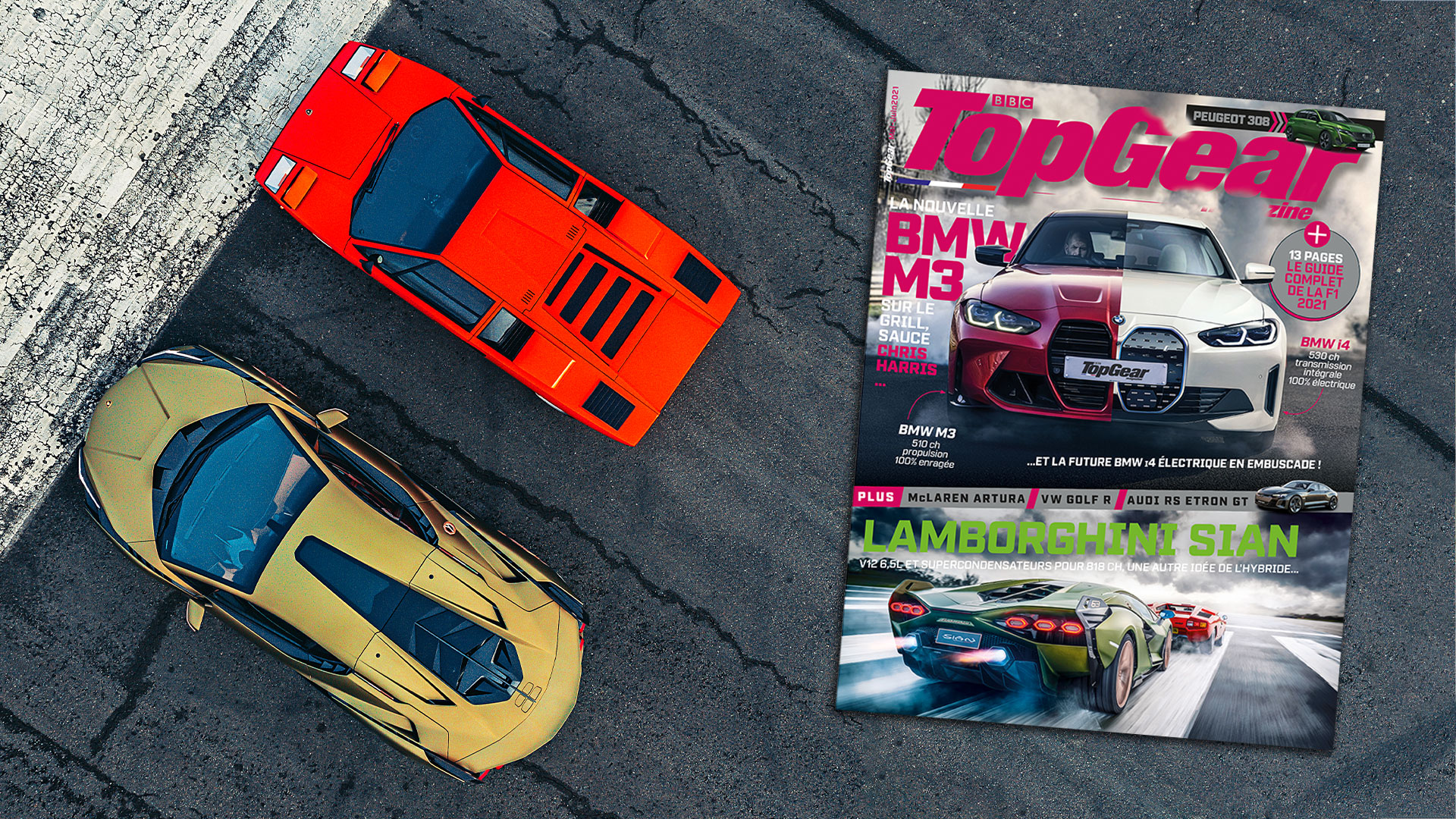 TopGear magazine #36