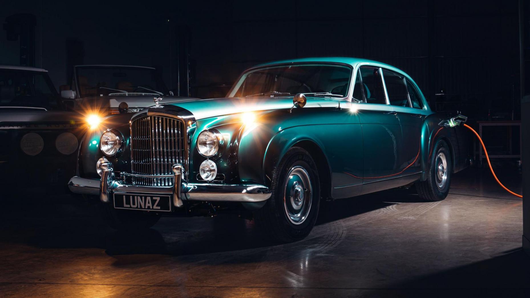 Lunaz Bentley Continental Flying Spur