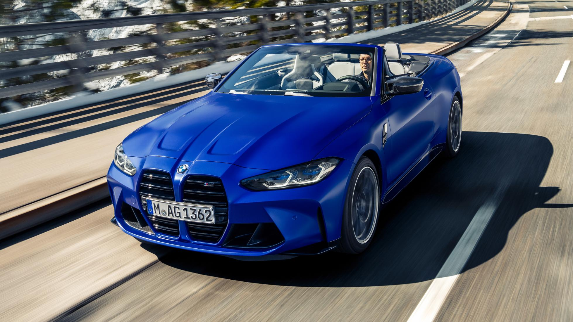 BMW M4 Competition xDrive Cabriolet