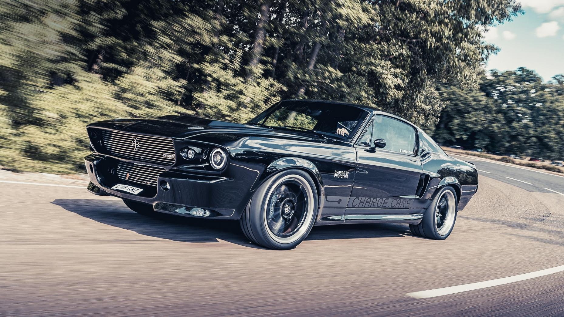 Ford Mustang Eleanor Charge