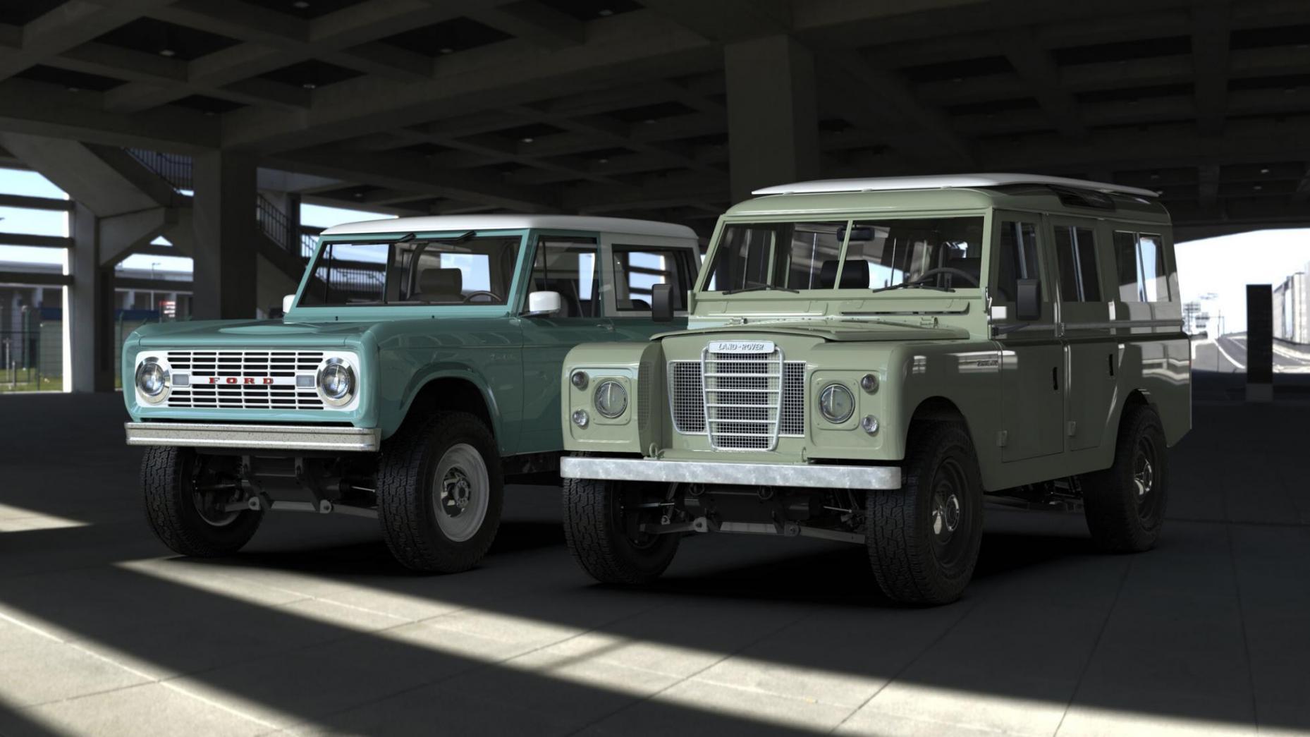 Land Rover Zero Labs