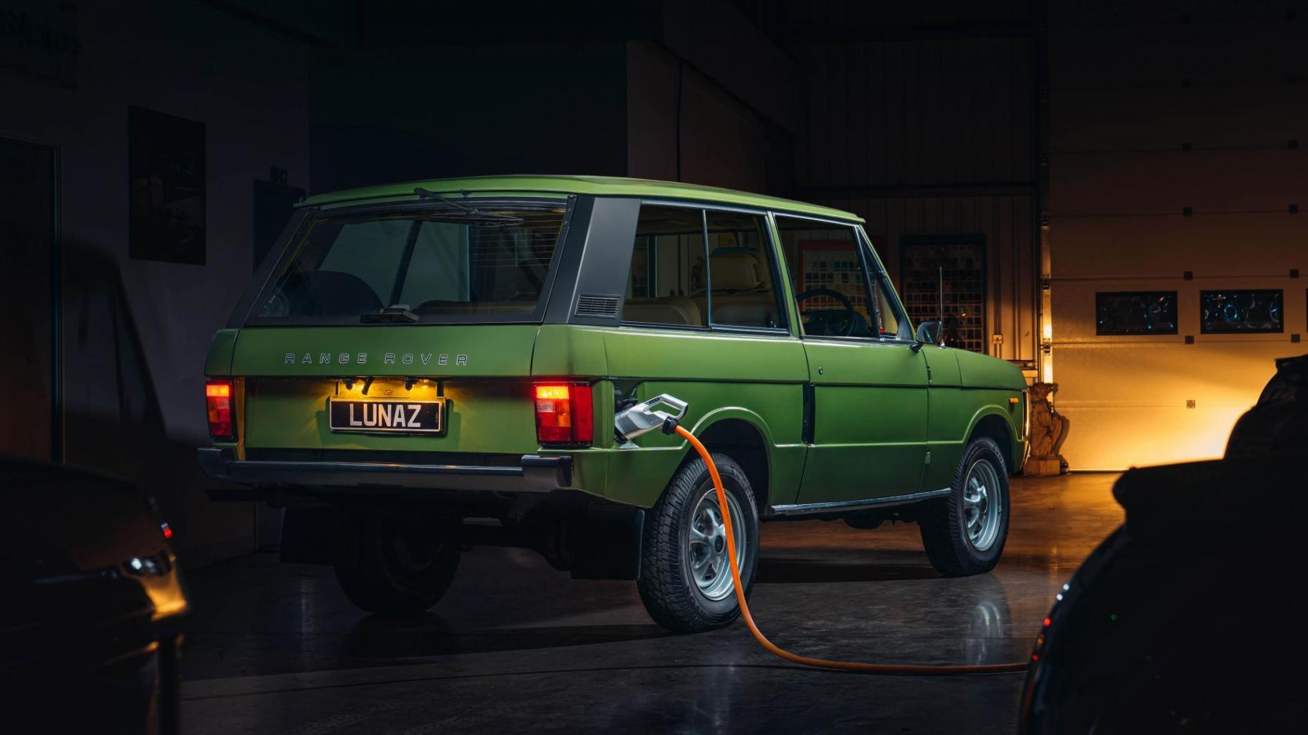 Lunaz Range Rover Classic