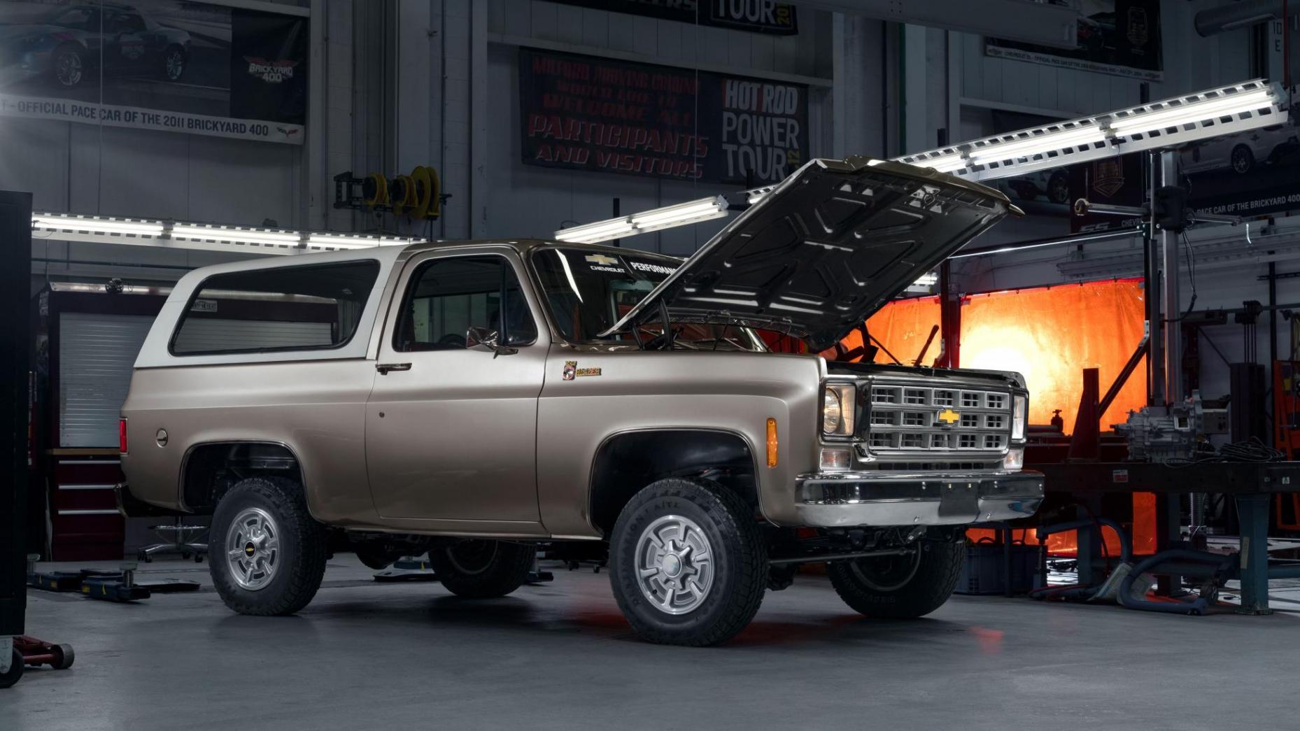 Chevrolet Blazer-E