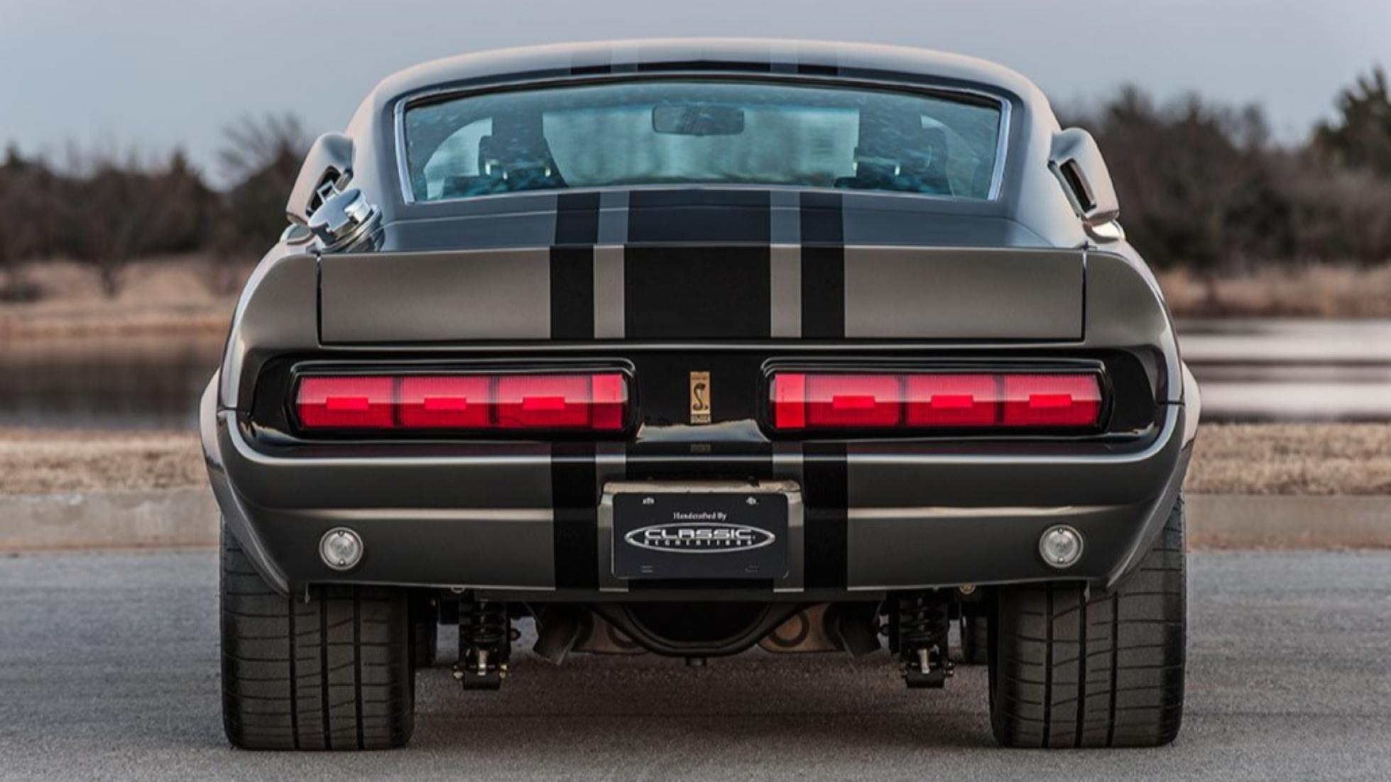Shelby GT500CR 900S