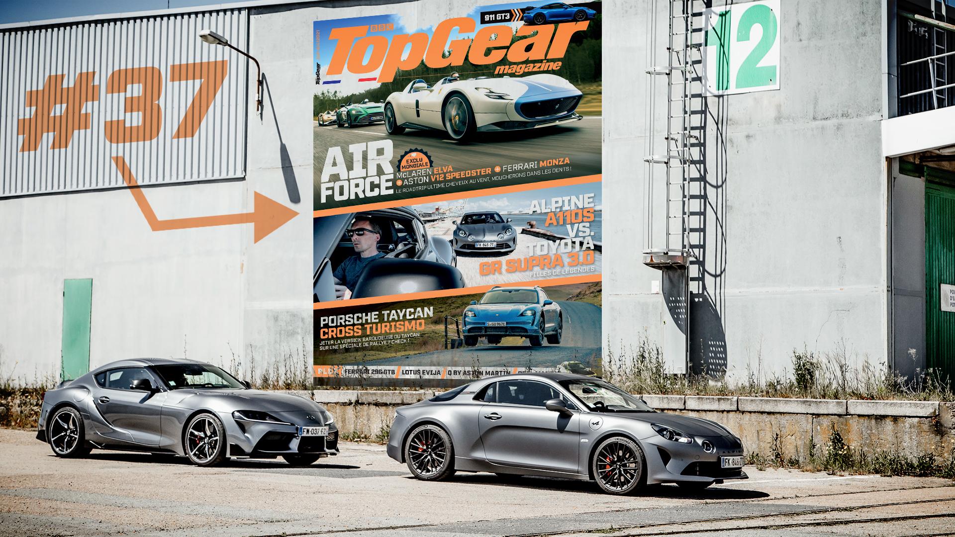 TopGear magazine #37
